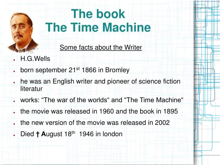 The book the time machine