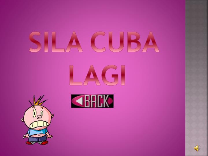 SILA CUBA