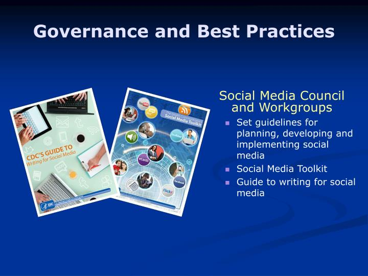 Governance and Best Practices