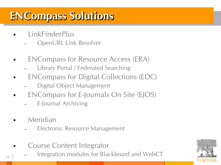 ENCompass Solutions