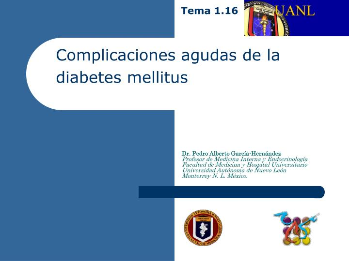 Diabetes Mellitus Powerpoint Template Free