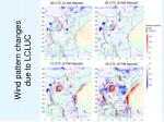 wind pattern changes due to lcluc