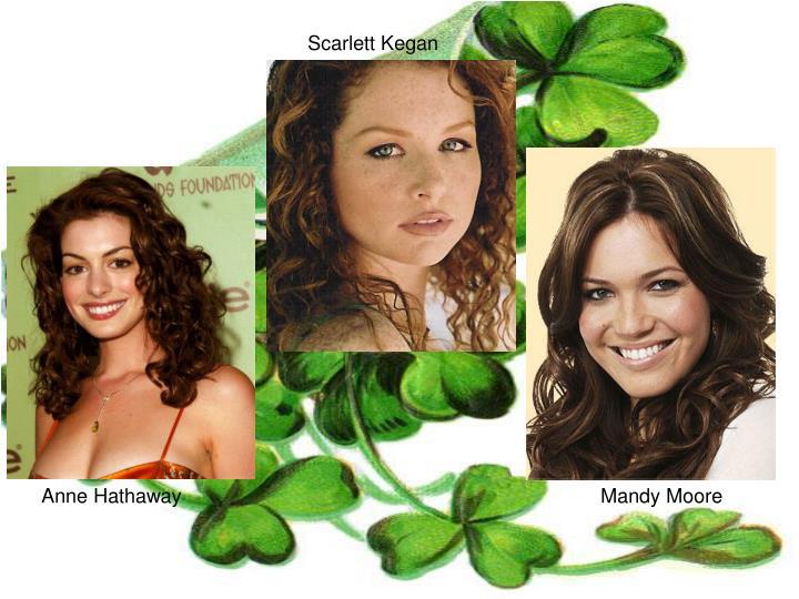 Scarlett Kegan
