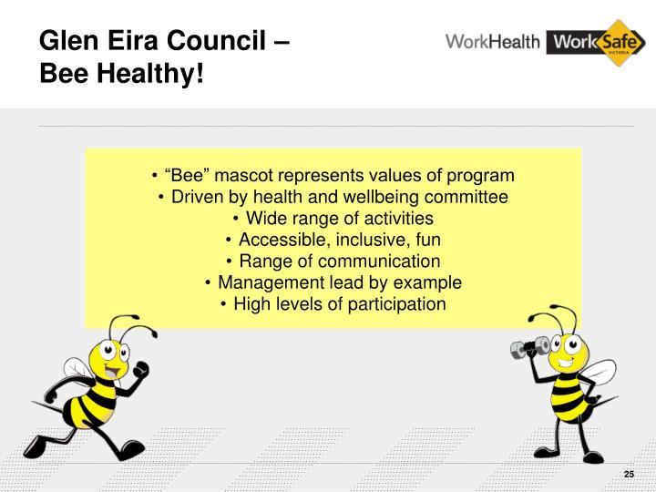 Glen Eira Council –