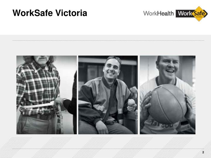 WorkSafe Victoria