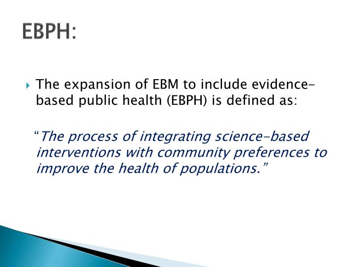 EBPH: