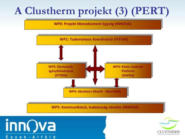 WP0: Projekt Menedzsment Egység (INNOVA)