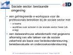 sociale sector bestaande omgeving4