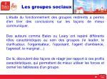 les groupes sociaux3