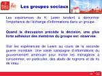 les groupes sociaux4