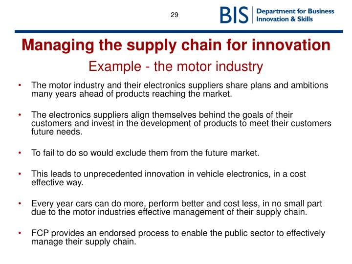 The motor industry and their electronics suppliers share plans and ambitions many years ahead of products reaching the market.