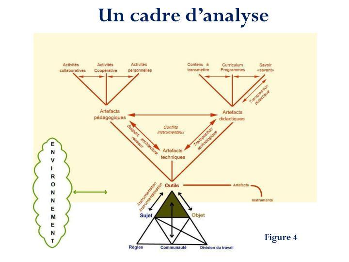 Un cadre d'analyse