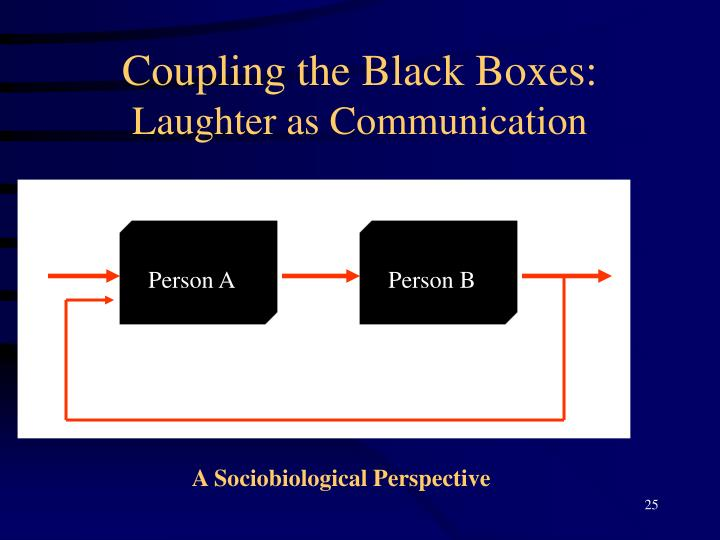 Coupling the Black Boxes: