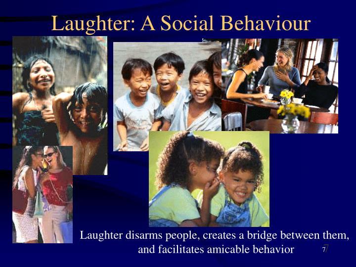 Laughter: A Social Behaviour
