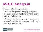 ashe analysis1