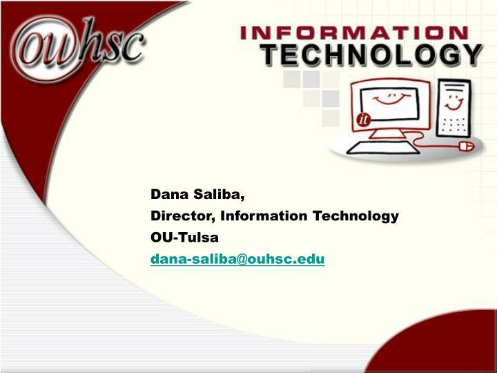 Dana Saliba,