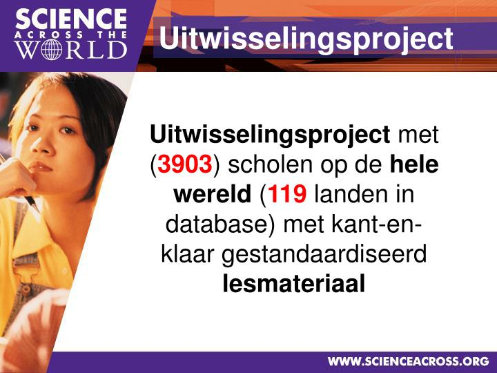 Uitwisselingsproject