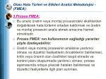 olas hata t rleri ve etkileri analizi metodolojisi fmea9