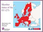 member states of the eu 27