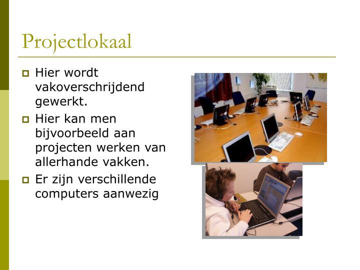 Projectlokaal