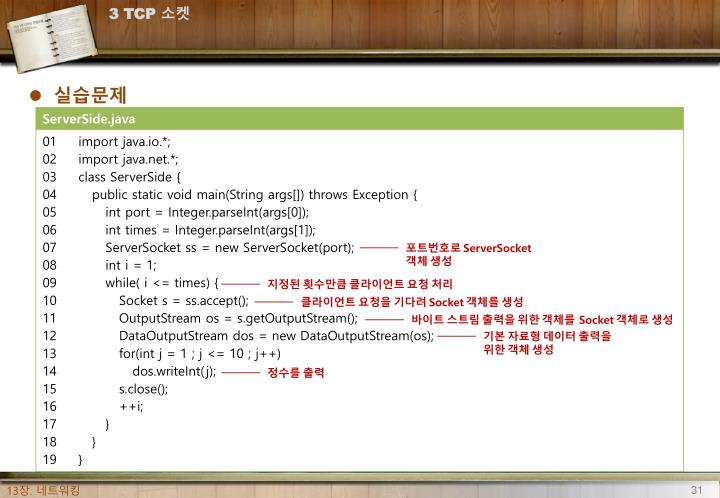 3 TCP