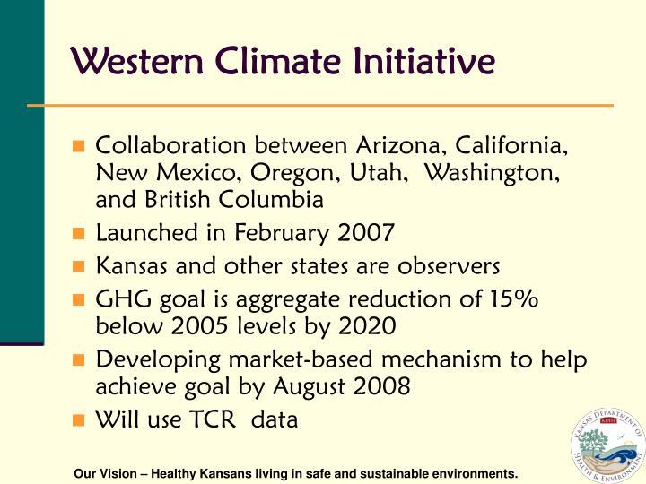 Western Climate Initiative