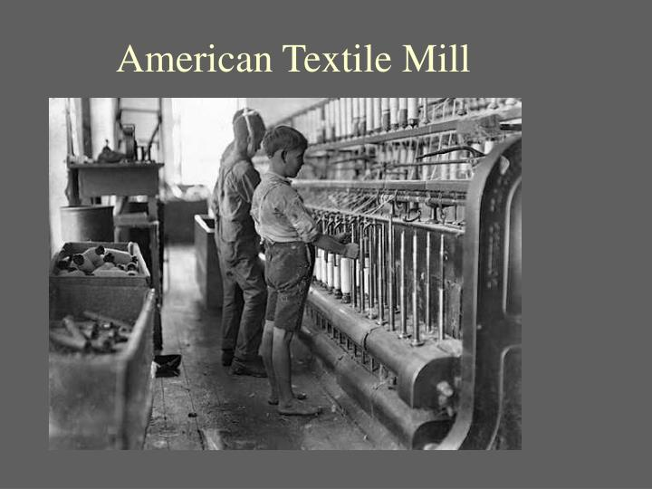 American Textile Mill