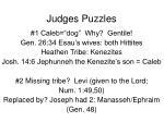 judges puzzles