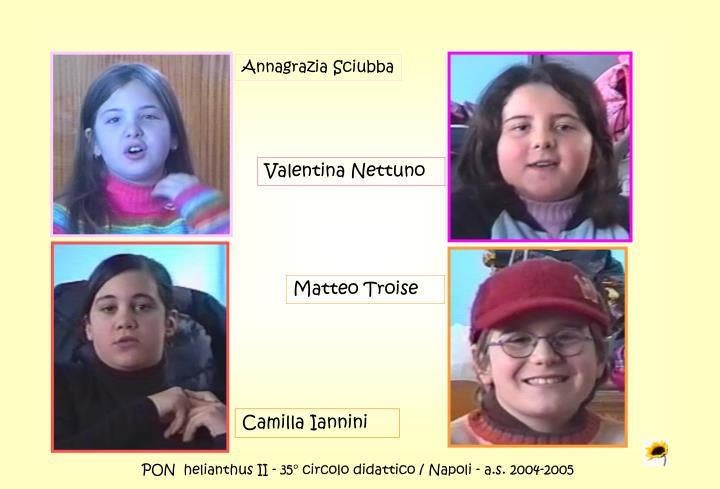 Annagrazia Sciubba
