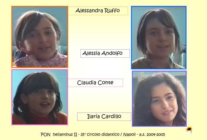 Alessandra Ruffo