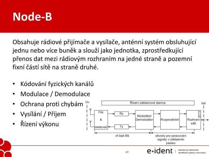 Node-B