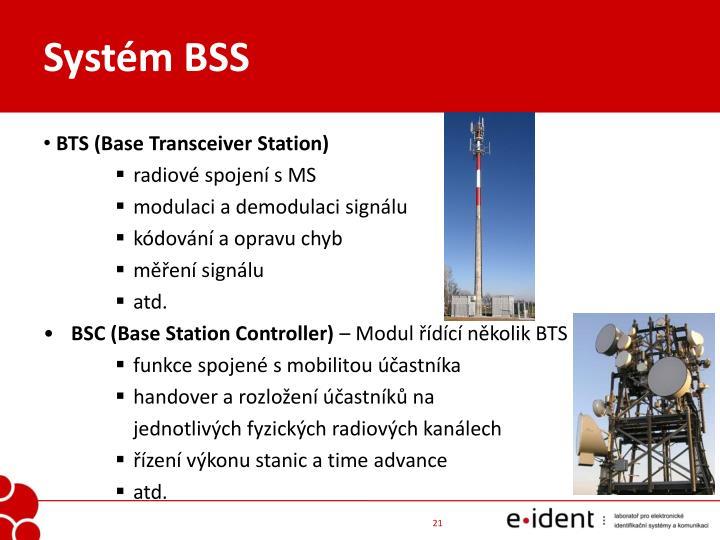 Systém BSS