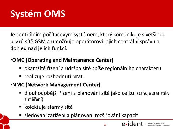 Systém OMS