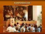 konferenci k
