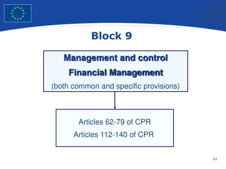 Block 9