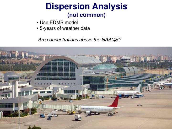 Dispersion Analysis
