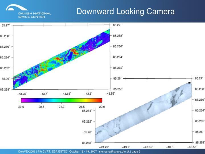 Downward Looking Camera