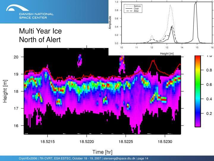 Multi Year Ice