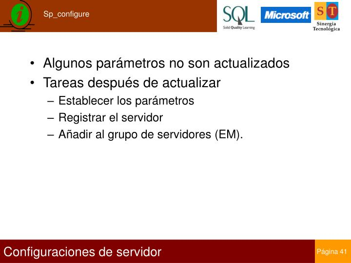 Sp_configure