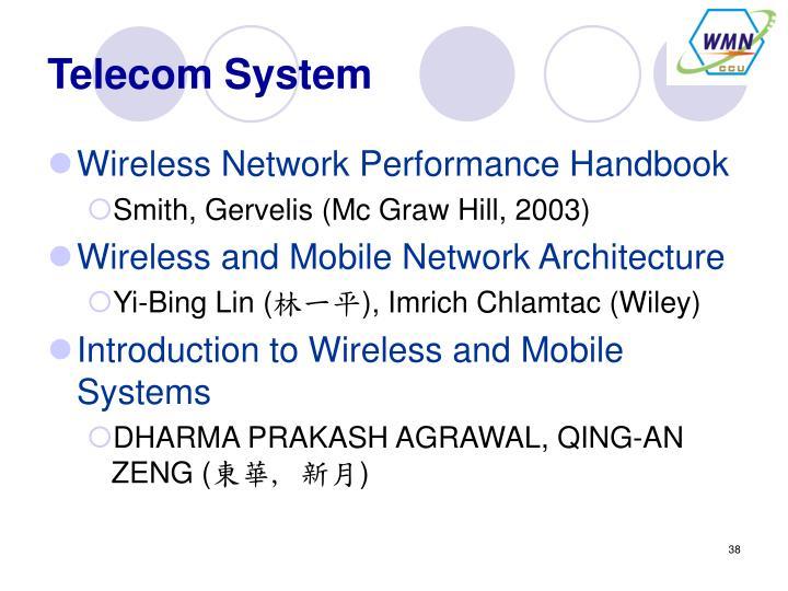 Telecom System