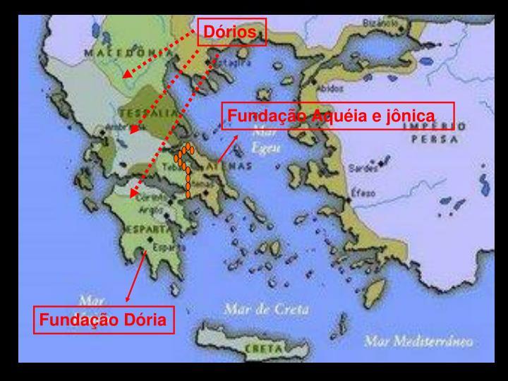 Invasao dos indo europeus na grecia