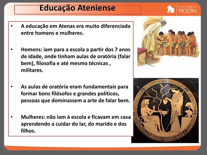 Educação Ateniense