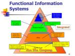 functional information systems1