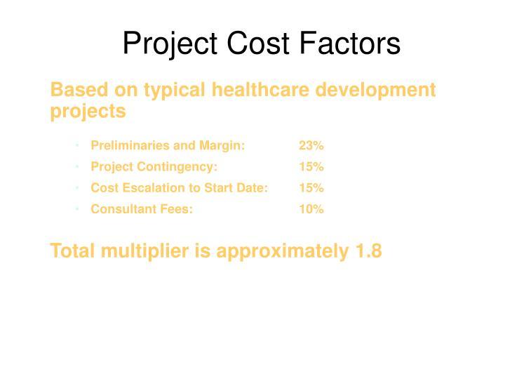 Project Cost Factors
