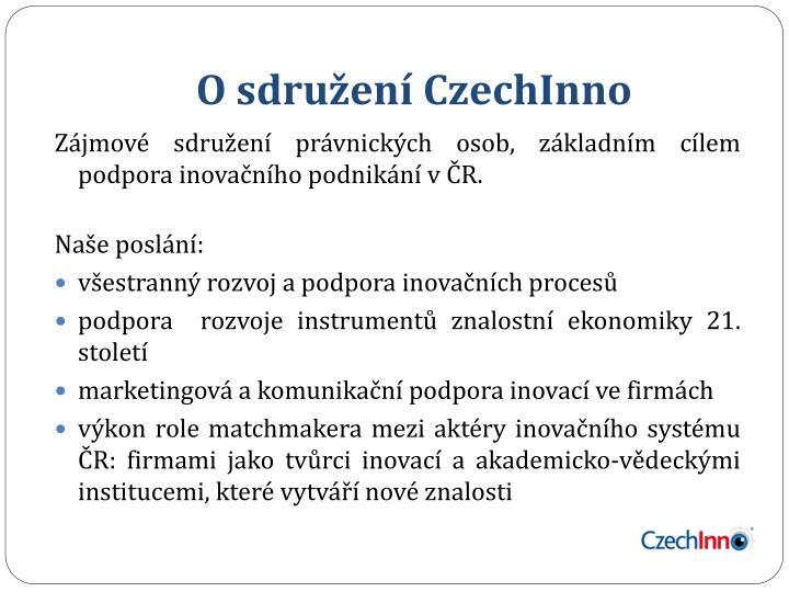 O sdružení CzechInno