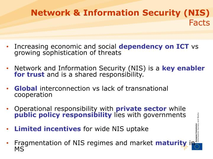 Network & Information Security (NIS)