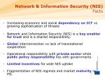 network information security nis facts