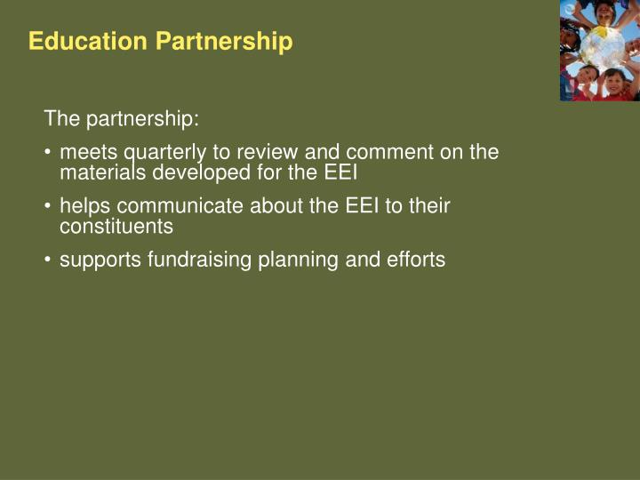 Education Partnership