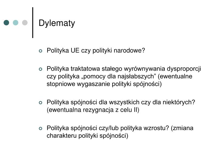 Dylematy