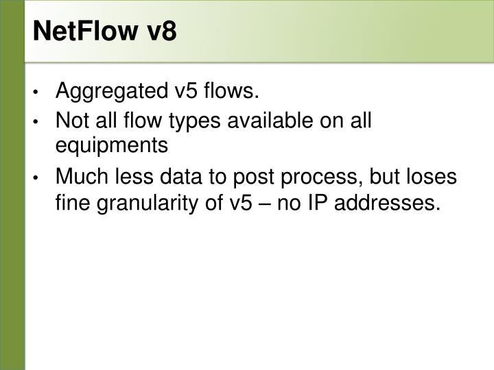 NetFlow v8